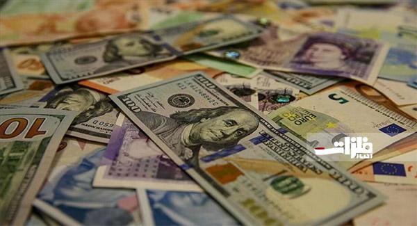 نرخ رسمی ۱۳ ارز تغییر یافت