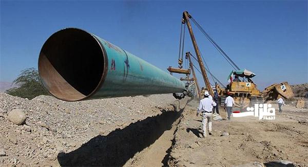 تولید لولههای بدون درز انتقال نفت در مجتمع فولاد اسفراین
