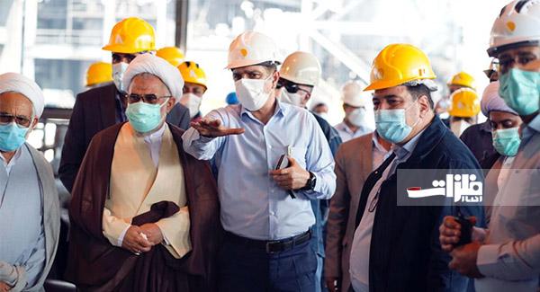 احداث صنایع پاییندستی در مجاورت آلومینیوم المهدی ضروری است
