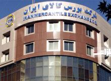 معامله ۵۰ هزار تن کنسانتره سنگآهن چادرملو در بورس کالا