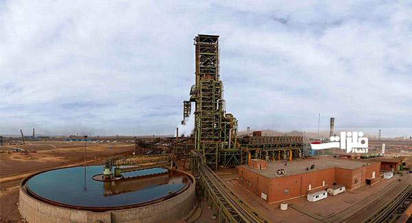مزایده ۱۱ هزار تخته جامبوگ دو لایه در توسعه آهن و فولاد گلگهر