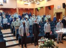 برگزاری نشست هماندیشی روسا و سرپرستان شرکت فولاد خوزستان