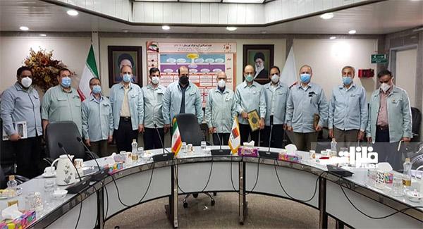 معاون منابع انسانی و امور اجتماعی شرکت فولادخوزستان منصوب شد