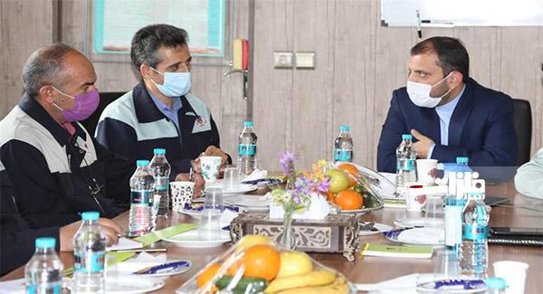 برگزاری جلسه مشترک روابط عمومی ۲ فولادساز بزرگ كشور
