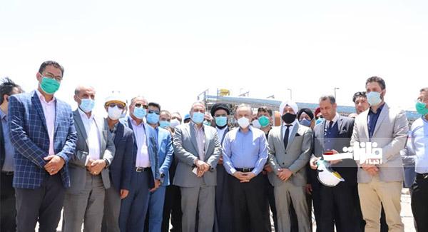 ۱۰۰ هزار تن آهناسفنجی در شرکت تعاونی فولاد کویر تولید خواهد شد