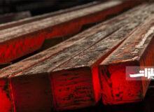 رشد ۱۳۵ درصدی صادرات شمش فولاد
