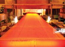 رشد ۸ درصدی  محصولات فولادی