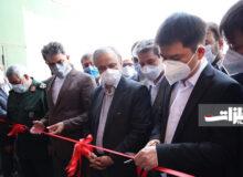 واحد تولیدی شمش طلا و نقره در شهرستان خوی افتتاح شد