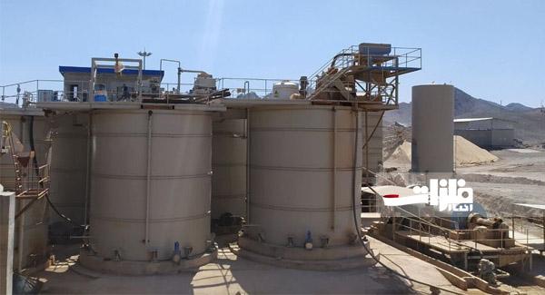 کارخانه فراوری طلا در خوسف امسال وارد چرخه تولید میشود