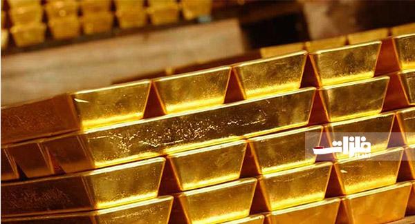 طلا سوار بر سرسره افت قیمت