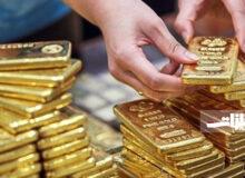 افت چشمگیر قیمت جهانی طلا