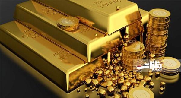 صعود چشمگیر قیمت طلا