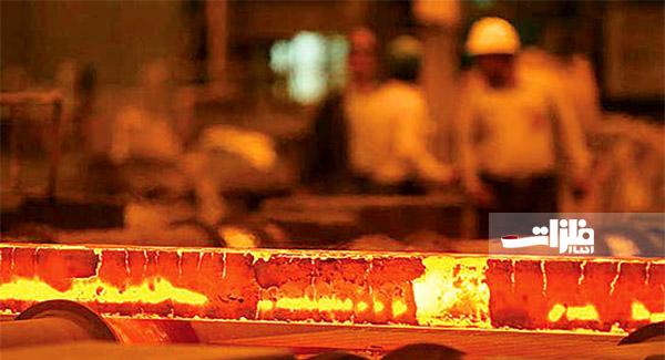 ۷۱ درصد سهم تولید فولاد غرب آسیا در دست ایران