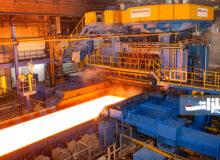 تلاش گروه ملی فولاد برای کاهش مصرف برق