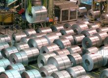 ثبت رکوردهای جدید در واحد نورد سرد فولادمبارکه