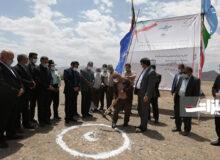 آغاز عملیات اجرایی بهسازی جاده چادرملو به بهاباد