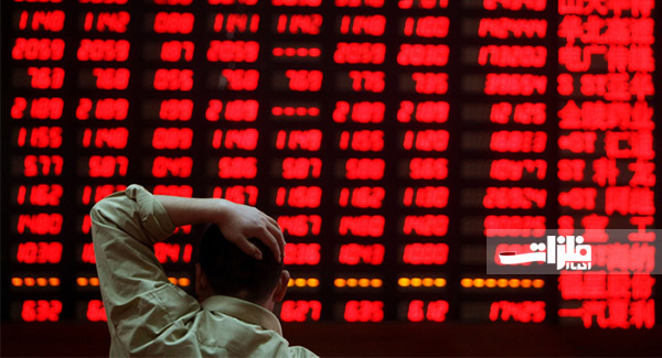 سقوط بازار سهام آسیا