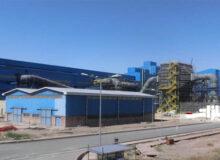 پیشرفت چشمگیر کارخانه فولاد ازنا