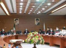برگزاری جلسه طرح کارسنجی شرکت فولاد اکسین