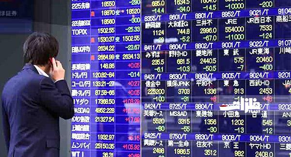 رشد اغلب سهام آسیایی