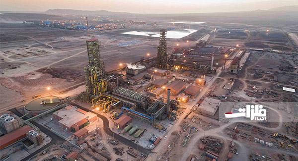 موفقیت جدید توسعه آهن و فولاد گلگهر در حوزه تولید