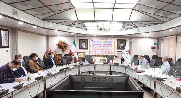 دیدار قائم مقام مدیرعامل با مدیرکل زندانهای استان خوزستان