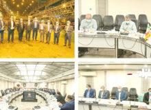 فولادخوزستان برترین مشتری بانک ملی