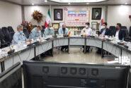 دیدار مدیرعامل فولاد خوزستان با اعضای صنایع کوچک استان