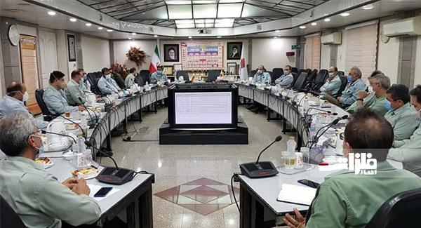 برگزاری جلسه اجرای پروژههای زيستمحيطی فولاد خوزستان