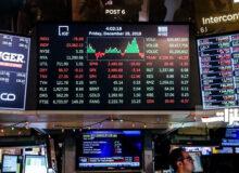 نوسان در بازارهای سهام آسیا