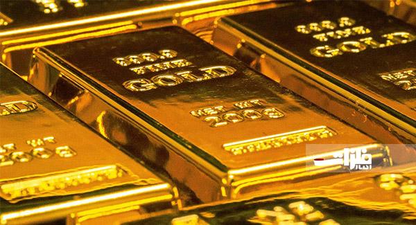 بازگشت طلا به مسیر کاهش قیمت