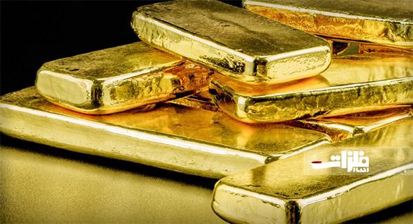 عقبنشینی قیمت طلا