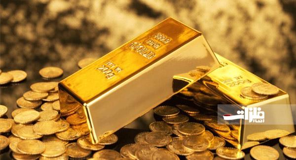 توقف طلا در مسیر کاهش قیمت