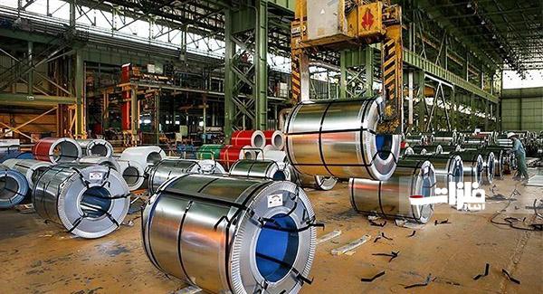 فولادمبارکه برترین تولیدکننده محصولات فولادی در کشور