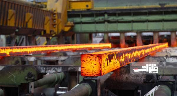 ایران در جایگاه دهمین فولادساز دنیا ایستاد