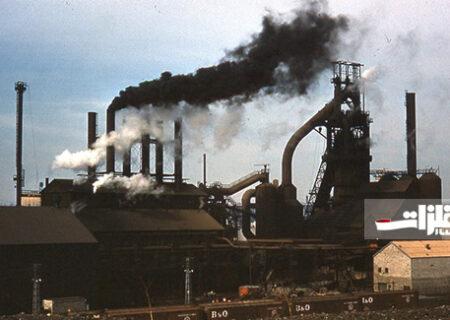 فولادسازان اصلیترین تولیدکنندگان گازهای گلخانهای