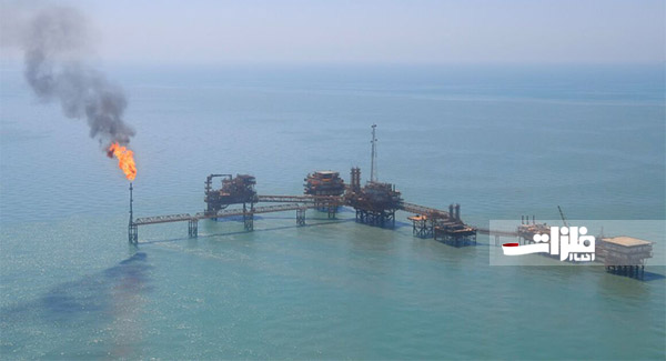 تلاش نفت فلات قاره برای کاهش سوختن گازهای مشعل در مناطق