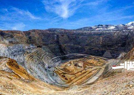 رشد قابل توجه وصول حقوق دولتی معادن مازندران