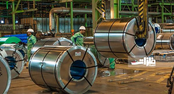 فرصت ۳ ماهه فولادیها برای صادرات محصولات خود