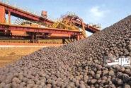افزایش تولید کنسانتره سنگآهن