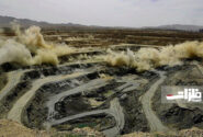 موفقیت معدن شمار ۲ گلگهر در آزمایش عملیات آتشباری