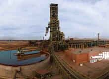 موفقیت آهن و فولاد گلگهر در فروش آهناسفنجی