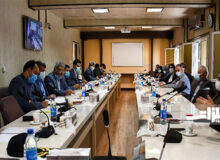 همکاری مشترک سازمان زمینشناسی و جغرافیایی نیروهای مسلح
