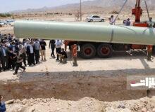 آغاز طرح انتقال آب خلیج فارس به منطقه ویژه لامرد