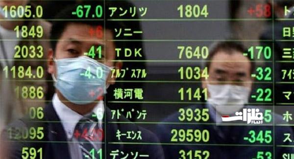 سهام آسیا در مدار نوسان