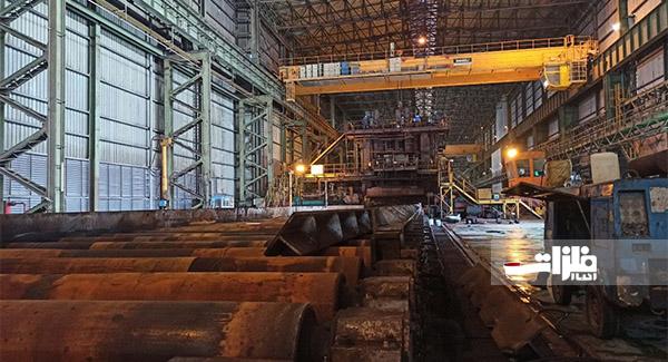 آغاز اجرای تعمیرات بهینه فولاد اکسین