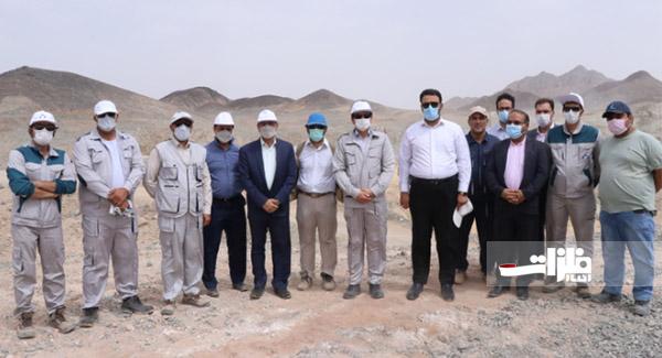 ایمپاسکو مشوق بخش خصوصی برای ورود به حوزه معدن خراسان جنوبی