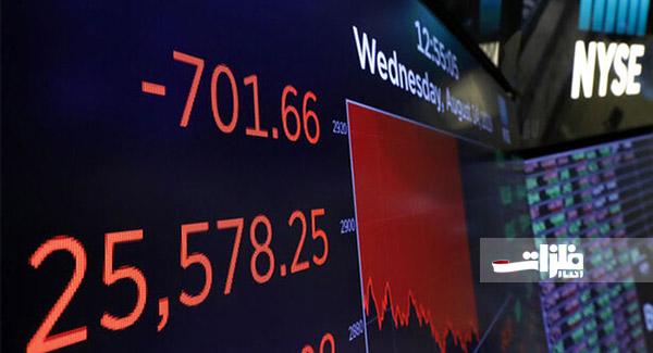 سقوط ناگهانی سهام آمریکا