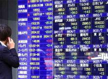 افت ناچیز سهام آسیا اقیانوسیه