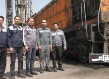 سیستم الکتریکی لکوموتیوهای ذوبآهن بازسازی شد